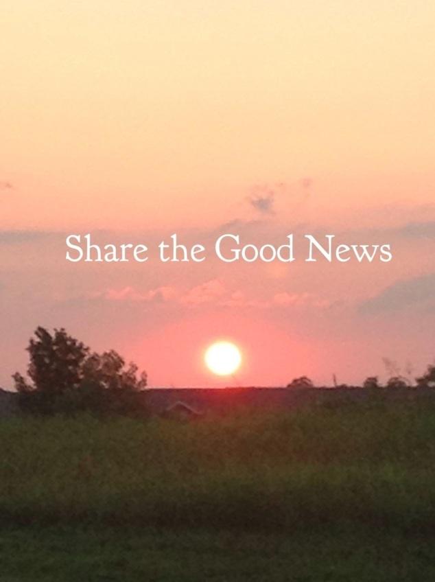good news, 1,000 gifts, huffington post, no news is good news