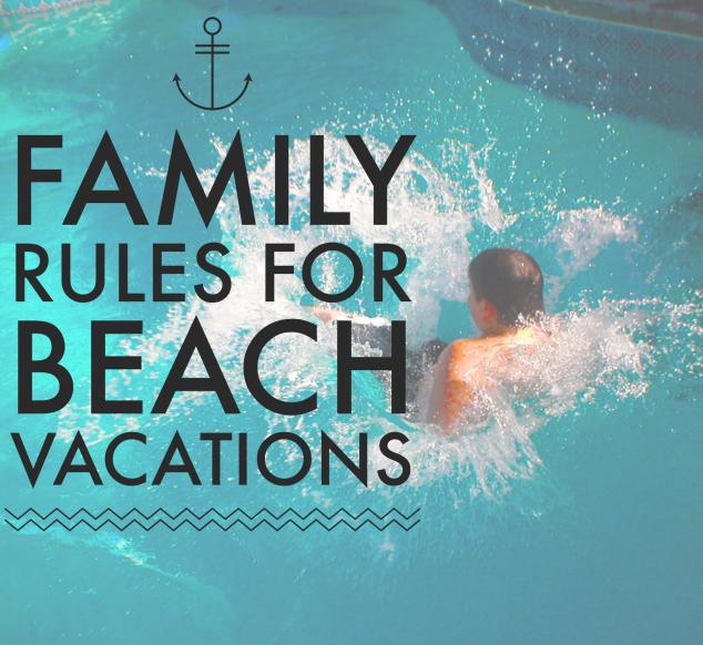 allthingsgoodandwise.com Beach. Simple Beach Rules