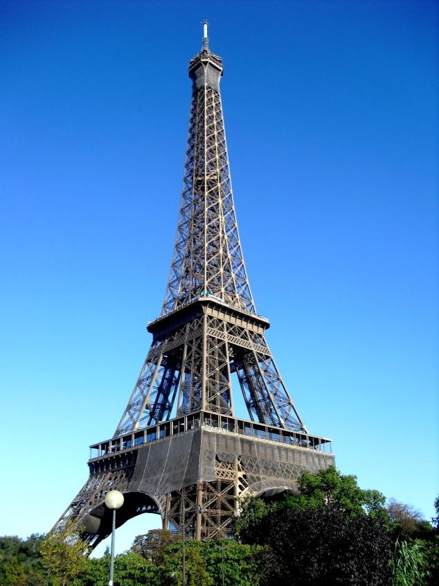 Someday I will go to Paris